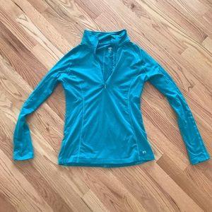 Tops - Fleece lined workout top